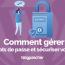 Comment Gerer Mots De Passe Blogpascher 1