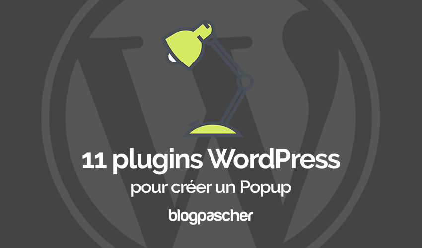 Wordpress plugin per creare un popup pascher