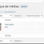 Tuto : Comment utiliser la bibliothèque média WordPress