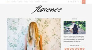Florence-theme-wordpress-pour-blogueur-creer-blog