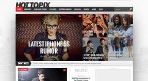 Hot-Topix-theme-wordpress-moderne-creer-blog-magazine-web