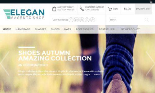 4ae3f3bb4 Mt Cepora: um tema Magento para criar uma boutique de moda | BlogPasCher