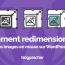 Comment Redimensionner Images En Masse Wordpress Blogpascher