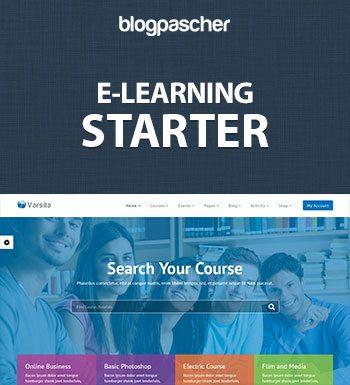 Créer Un Site D'e-Learning – Starter