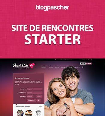 Création De Site De Rencontre – Starter