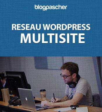 Création Réseau Multisite WordPress
