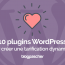 Plugins Wordpress Créer Tarification Dynamique
