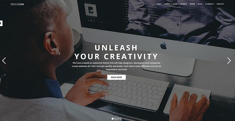 10 WordPress temas para crear la página web de una PYME   BlogPasCher