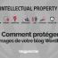 Как защитить изображения Блог Wordpress 2