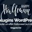 Plugin Wordpress Halloween Blog