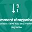 Comment Reorganiser Articles Wordpress 2 Methodes