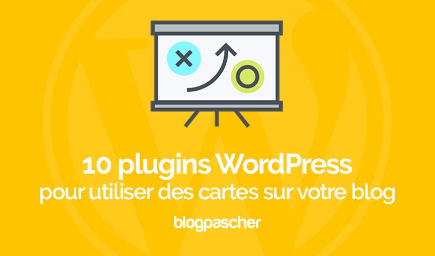 plugins de WordPress 10 a utilizar mapas en tu blog | BlogPasCher