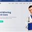 Medcure Theme Wordpress Creer Site Web Hopital