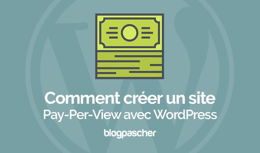 Creer un site de rencontre avec wordpress