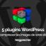 5 Plugins Wordpress Compresser Images Site Web