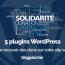 Plugins Wordpress Recevoir Dons Site Web