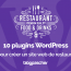 Plugins Wordpress Creer Site Restaurant 1