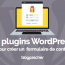 Plugins Wordpress Creer Formulaires Contacts Blog